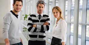 E-commerce Team Members